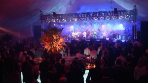 Black Tie Affair is a corporate event band.